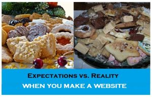 Read more about the article Websites: Expectations vs. Reality
